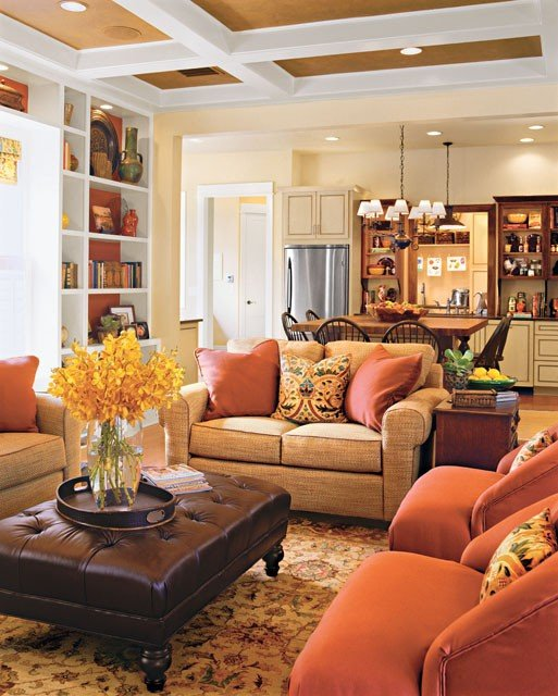 autumn-living-room-decoration