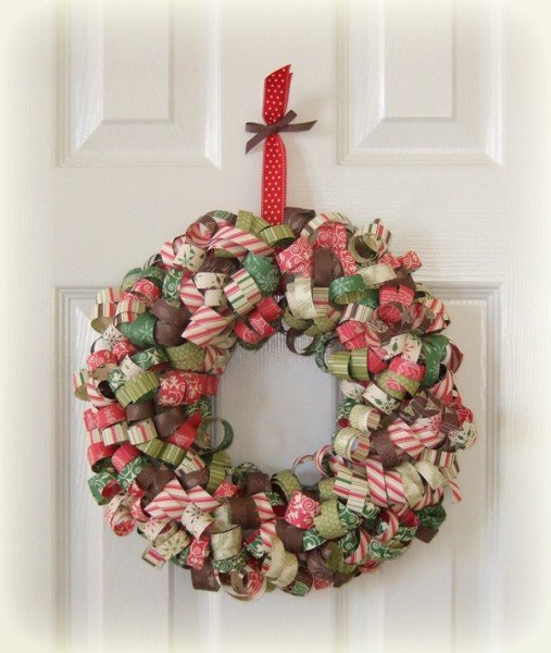 23-Great-DIY-Christmas-Wreath-Ideas-2 másolata