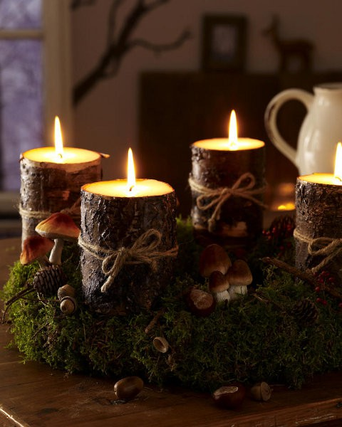 Adventskranz-basteln-Ideen-zum-Selbermachen