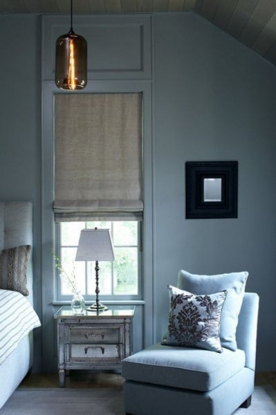 blue-monochromatic-bedroom-room-wall-paint-trim-match-cococozy-ldaarchitets-e1435585748569